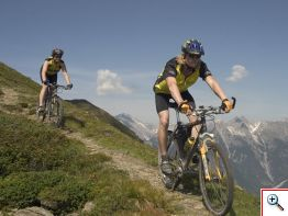 Pitztal - Mountainbike Paradies